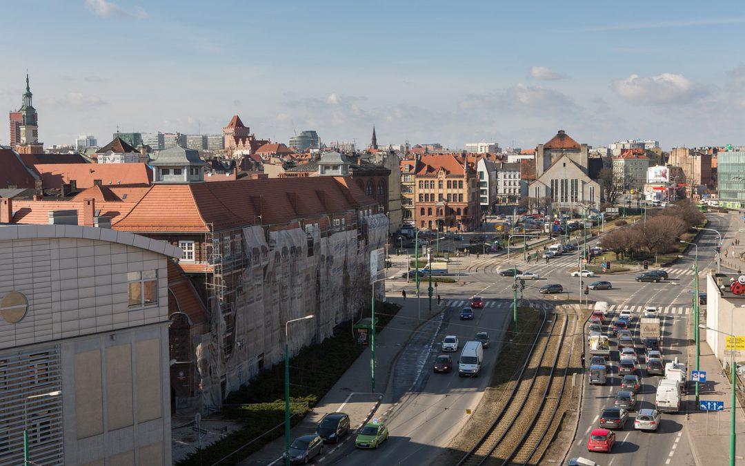 Poznań to miasto nowatorskie