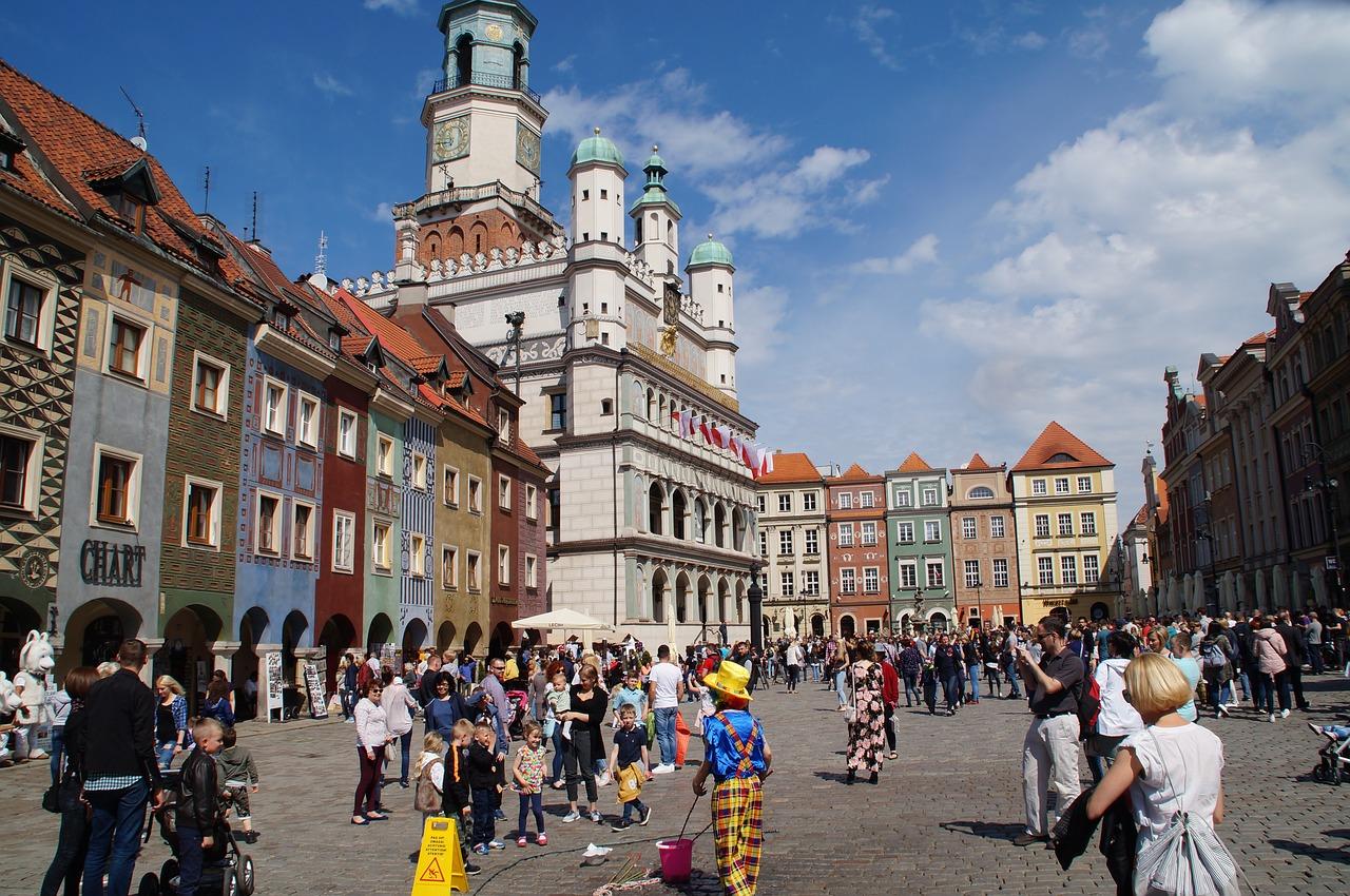 Nowości w Poznaniu